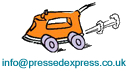 Pressed Express Iron